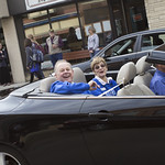 """<b>Homecoming Parade 2013</b><br/> Photo by Aaron Zauner<a href=""""http://farm6.static.flickr.com/5465/10144099576_d36c945282_o.jpg"""" title=""""High res"""">∝</a>"""