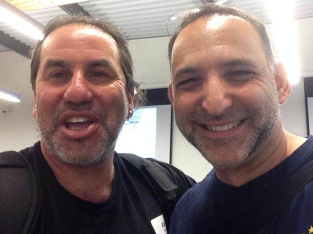 #mtech15 Selfie: Seth Goodman