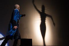 Ednovi magia con sombras (MagoEdnovi) Tags: show de el lo opening magical illusionist imposible ednovi