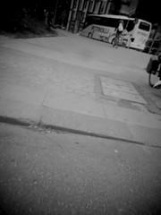 St.Pauli - Millerntor (chicitoloco) Tags: streets hamburg walkabout asphalt stpauli bitumen
