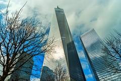 freedom tower | new york city.