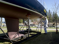 DSC00039 Theia spring paint 2015 (Theia RCYC) Tags: sailing sa theia 2015 rcyc j100 burlcrone