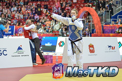 Mundial de Taekwondo: Chelyabinsk 2015 (día 5)