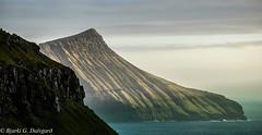 Koltur, Faroe Islands (Bjarki Dalsgar) Tags: sea water clouds faroeislands froyar koltur syradalur bjarkidalsgar bjarkigdalsgar bjarkigyldenkrnedalsgar koltursnakki keksagil uppioyggj