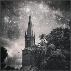 Garrapinillos (edu_izu) Tags: star faith iglesia blackdiamond