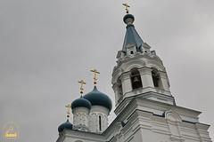 48. Престольный праздник в Святогорске 30.09.2016