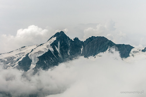 150724-7655-Alpy-Grossglockner widziany z Fuscherkarkopf