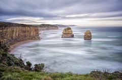 12 Apostles long exposure (Pwa25) Tags: 12apostles victoria country australia vic naturalwonder coast coastline canon canon5d3 longexposure