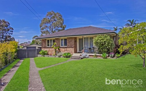 35 Roebuck Crescent, Willmot NSW 2770