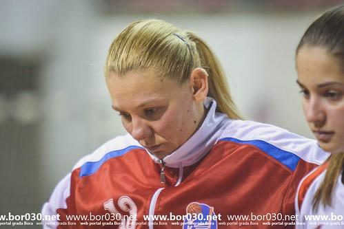 Žkk Bor - Žkk Radnički 2016