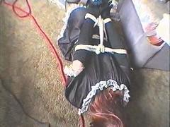 Copy of pauline1 (sub tv Susan from Kent U.K) Tags: bondage bdsm submissive heels hogtied tranny crossdresser