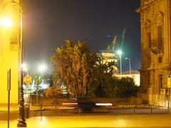 Palermo (Sicily) (ClaudioLicataPA) Tags: palermo sicily italy story yellow night