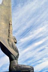 Winged Figure of the Republic 1 (sandytaylornyc) Tags: hooverdam nevada nv usa 2016 sjt wingedfiguresoftherepublic oskarhansen sculpture sculptures publicart artdeco
