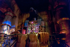 Don't touch that rock (Disney_Nuts) Tags: greatmovieride dhs disney waltdisneyworld johnwayne darkride