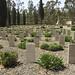 WWII British cemetery.