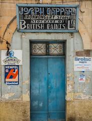 Storefront in Ir-Rabat (Rgis Corbet) Tags: devanture europe irrabat mlt mt malta malte rabat storefront