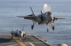 F-35B On Board USS America (Lockheed Martin) Tags: f35 f35b f35lightningii stovl ussamerica usmc