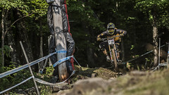 _HUN8001 (phunkt.com™) Tags: uci dh downhill down hill mtb mountain bike world cup mont sainte anne canada velerium coupe de mode 2016 photos race phunkt phunktcom keith valentine