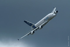 Introducing Airbus A380 (cOs Plaza ) Tags: nikon fm2 nikkor 100300 ais