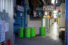 (23fumi) Tags: ilce7m2 ef40mmf28stm 40mm tsuruhashi osaka alley street canon can   mc11  japan