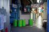 路地 (23fumi) Tags: ilce7m2 ef40mmf28stm 40mm tsuruhashi osaka alley street canon can 大阪 鶴橋 mc11 路地 japan 早朝