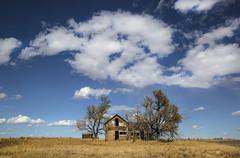 the Grover house (eDDie_TK) Tags: colorado co weldcountyco weldcounty weld groverco grover abandoned coloradoseasternplains