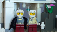 Brick Yourself Custom Lego Set Ski Slope 9