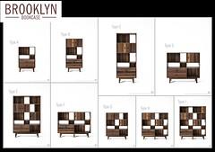 the variation of design of BROOKLYN bookcase (KARPENTER Indonesia) Tags: bookcase furniture design brooklyn hardwood bookrack fsc solidwood drawer homedecor