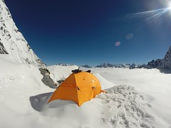 KIMSHUNG EXPEDITION 2016 (Ferrino Outdoor) Tags: nepal kimshung expedition ferrino ferrinohighlab ferrinooutdoor alpinism alpinismo alpinismoinvernale adventure mountain climbing tent pilier