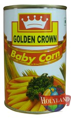 Baby Corn 450gm (holylandgroup) Tags: canned fruit vegetable cannedfruit cannedvegetable nonveg jalapeno gherkins soups olives capers paneer cream pulps purees sweets juice readytoeat toothpicks aluminium pasta noodles macroni saladoil beverages nuts dryfruit syrups condiments herbs seasoning jams honey vinegars sauces ketchup spices ingredients