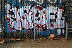 Nigel (Alex Ellison) Tags: nigel tnf hackneywick eastlondon urban graffiti graff boobs