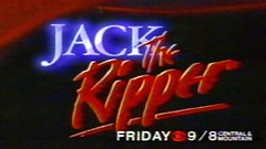 1988 - Promo - Jack The Ripper w/Michael Caine & Jane Seymour - Friday on CBS (VideoArcheology) Tags: videoarcheology 1988 promo jack the ripper wmichael caine jane seymour friday cbs