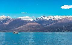 lake Maggiore (15) (Vlado Fereni) Tags: lakes landscape lakemaggiore mountains sky italy piedmont piemonte piedmond nikond600 nikkor8020028 boat wow