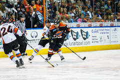 "Missouri Mavericks vs. Ft. Wayne Komets, November 12, 2016, Silverstein Eye Centers Arena, Independence, Missouri.  Photo: John Howe/ Howe Creative Photography • <a style=""font-size:0.8em;"" href=""http://www.flickr.com/photos/134016632@N02/30985690445/"" target=""_blank"">View on Flickr</a>"