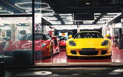 SUP. (Alex Penfold) Tags: ferrari enzo porsche carreragt carrera gt laferrari supercars supercar super car cars autos alex penfold 2016 china shanghai