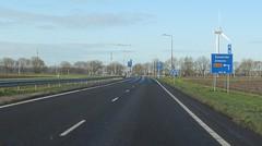 N302-2 (European Roads) Tags: n302 n305 zeewolde harderwijk flevoland 2x2 autoweg nl netherlands
