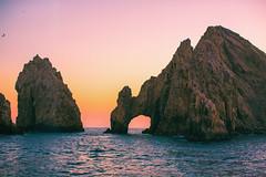 Take Me to Mexico (Thomas Hawk) Tags: arch baja bajacalifornia cabo cabosanlucas elarco landsend loscabos mexico archofcabosanlucas sunset vacation fav10 fav25 fav50 fav100