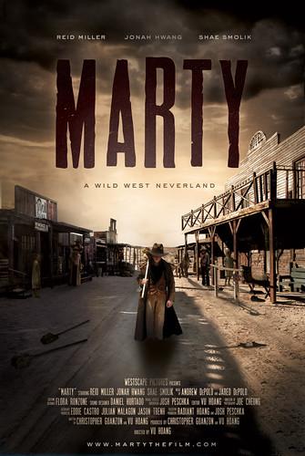 """""""Marty A Wild West Neverland"""" OWTFF 2016 Best Director Award Winner (Vu Hoang)"""