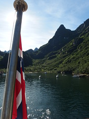 In the Trollfjord, Norway (7) (Phil Masters) Tags: 21stjuly july2016 norwayholiday norway raftsund raftsundet thetrollfjord trollfjorden trollfjord shipsandboats