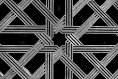 Mezquita walldeco (Samir Rorless) Tags: sony a6000 pentax smc takumar 28mm f35 andalusia cordoba