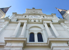 St. Louis Cathedral, New Orleans (shaire productions) Tags: church stlouiscathedral cathedral image indoors interior picture structure architecture architectural louisiana nola neworleans symmetry design class american landmark photo photograph southern religion religious catholic