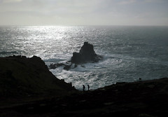 (2016) (020) (krlo_Ox) Tags: landsend uk cornwall celticsea underexposure backlighting shilouette horizon sea sunset krloox
