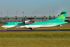 EI-FAV (GH@BHD) Tags: eifav atr atr72 ei ein aerlingus aerlingusregional dub eidw dublinairport dublininternationalairport dublin turboprop airliner aircraft aviation