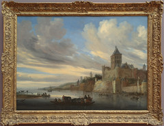 river view of nijmegen with the valkhof (1600 Squirrels) Tags: 1600squirrels photo 5dii lenstagged canon24105f4 artmuseum museum legionofhonor presidio sanfrancisco sanfranciscocounty sfbayarea nocal california usa painting van ruysdael