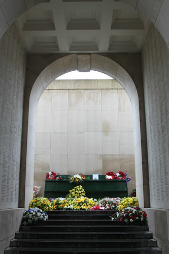 Ypres Menin Gate - ANZAC Day 25 April 2012 - 15