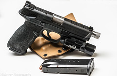 MDH-5064 (Highway0311) Tags: lake storm ranger ben smith pistol guns mp solutions sig raven 9mm 357 atei stippling wesson stippled concealment smithandwesson aresgear boresight serations threadedbarrel