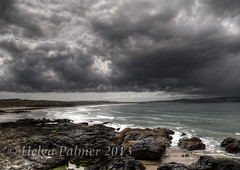 storm (Helgrrr) Tags: storm hail clouds canon sigma 7d godrevy photomatix bracketed
