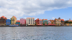 Willemstad Harbor in Curaao is an UNESCO world heritage site (Patrick J-st) Tags: sea netherlands landscape island cityscape caribbean willemstad antilles curaaocuracao