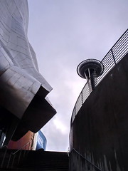 Seattle Center Lines and Curves (seattlerayhutch45) Tags: