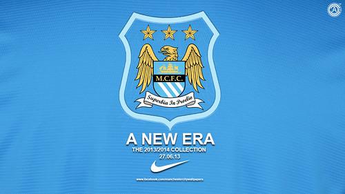 A New Era (MCFC Nike)